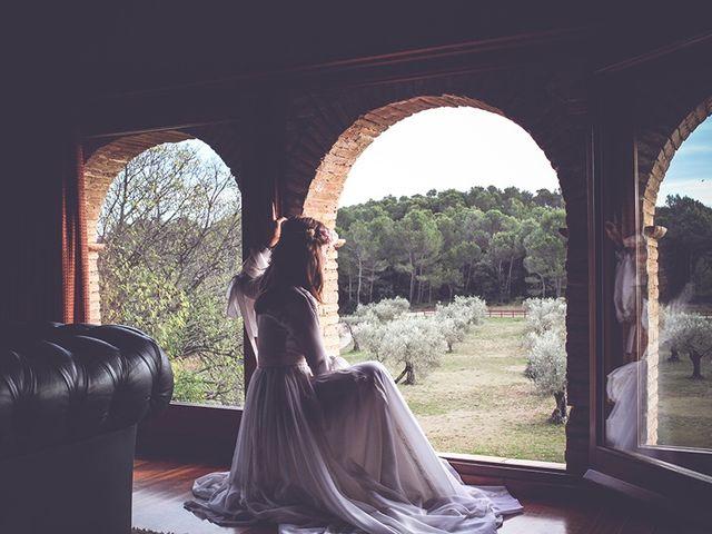 La boda de Luis y Laia en Pontos, Girona 8