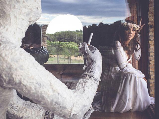 La boda de Luis y Laia en Pontos, Girona 9
