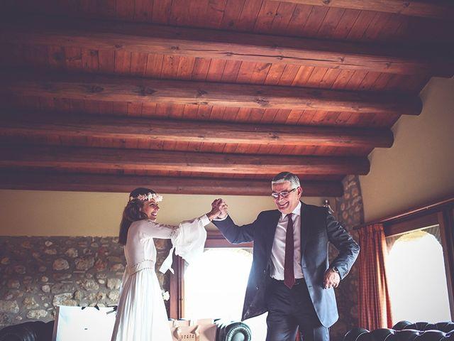 La boda de Luis y Laia en Pontos, Girona 11
