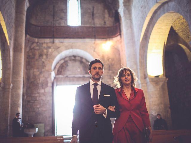 La boda de Luis y Laia en Pontos, Girona 14