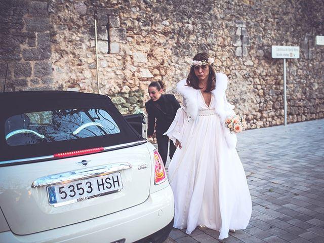 La boda de Luis y Laia en Pontos, Girona 15