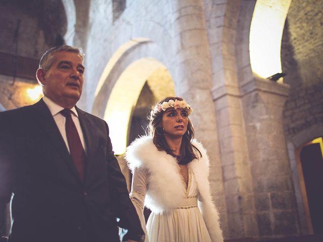 La boda de Luis y Laia en Pontos, Girona 16