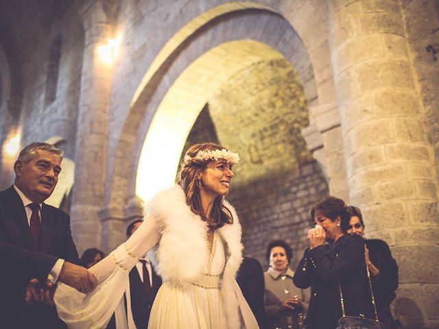 La boda de Luis y Laia en Pontos, Girona 17