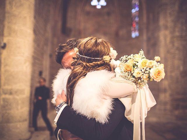 La boda de Luis y Laia en Pontos, Girona 18
