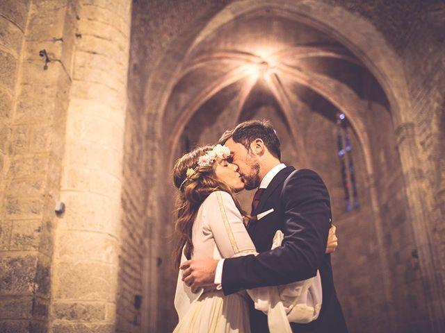 La boda de Luis y Laia en Pontos, Girona 20