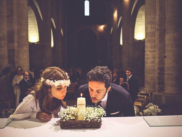 La boda de Luis y Laia en Pontos, Girona 23