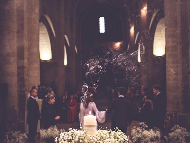 La boda de Luis y Laia en Pontos, Girona 26