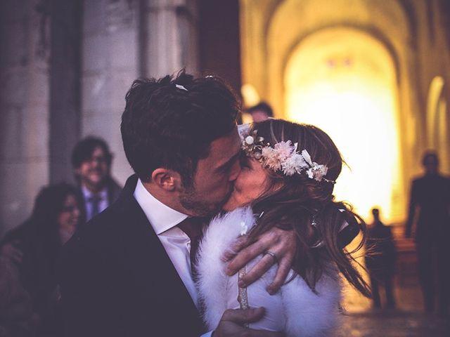 La boda de Luis y Laia en Pontos, Girona 27