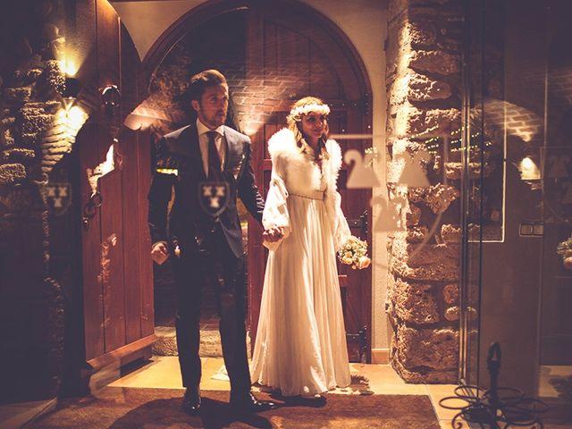 La boda de Luis y Laia en Pontos, Girona 31