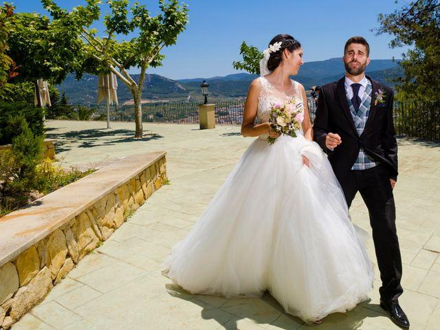 La boda de Angela y Nacho