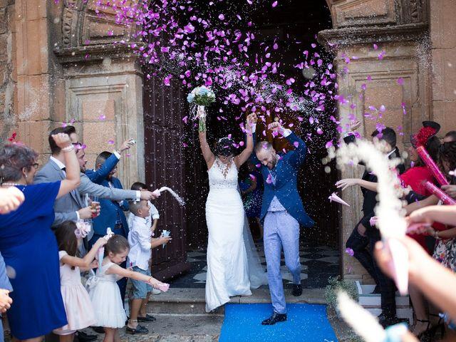 La boda de Berna y Sheila en Baños De La Encina, Jaén 1