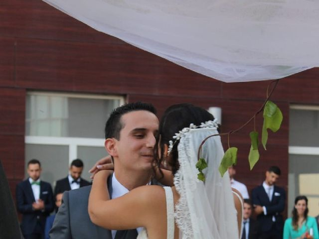 La boda de Felipe y Jenny en Albacete, Albacete 1