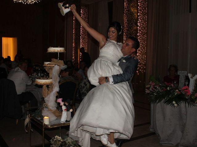 La boda de Felipe y Jenny en Albacete, Albacete 2