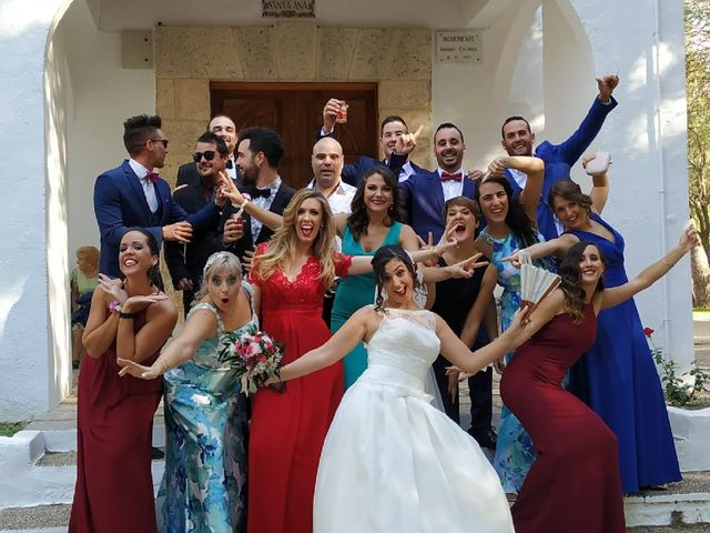 La boda de Felipe y Jenny en Albacete, Albacete 5