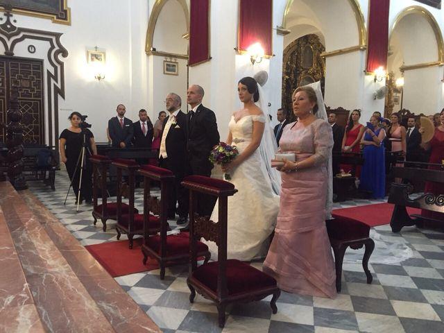 La boda de Antonio  y Begoña en San Fernando, Cádiz 7