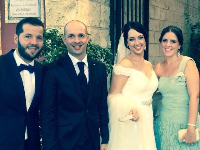 La boda de Antonio  y Begoña en San Fernando, Cádiz 9