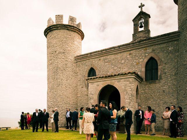 La boda de Javier y Lucía en Llanes, Asturias 8