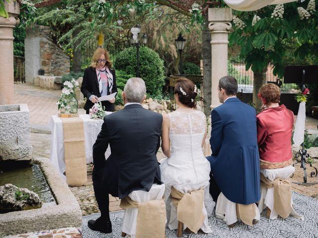 La boda de David y Leticia en Ayllon, Segovia 4