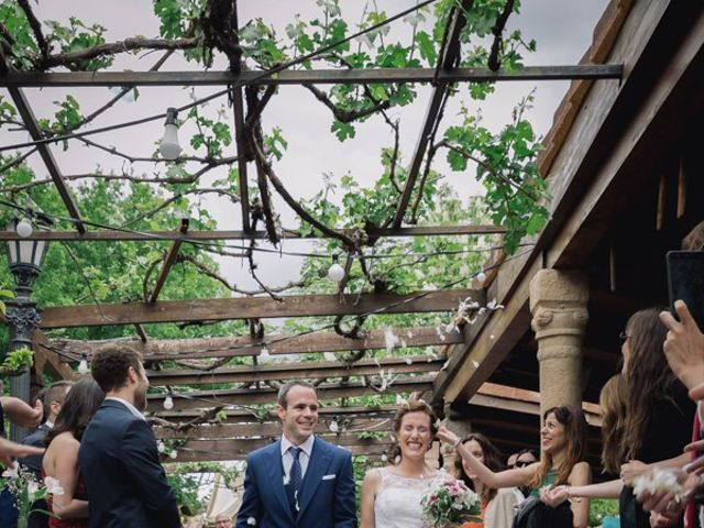 La boda de David y Leticia en Ayllon, Segovia 5