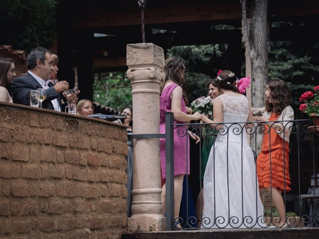 La boda de David y Leticia en Ayllon, Segovia 9
