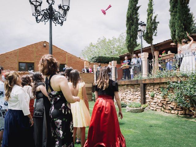 La boda de David y Leticia en Ayllon, Segovia 10