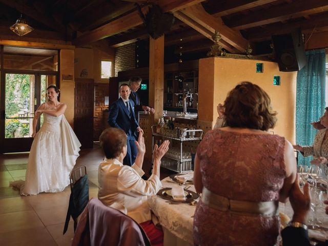 La boda de David y Leticia en Ayllon, Segovia 11
