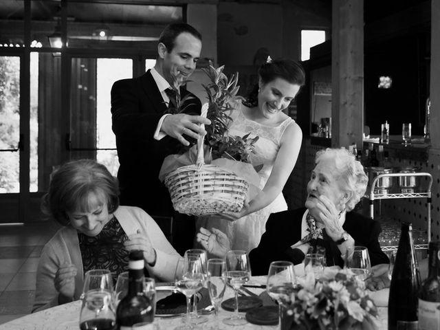 La boda de David y Leticia en Ayllon, Segovia 15