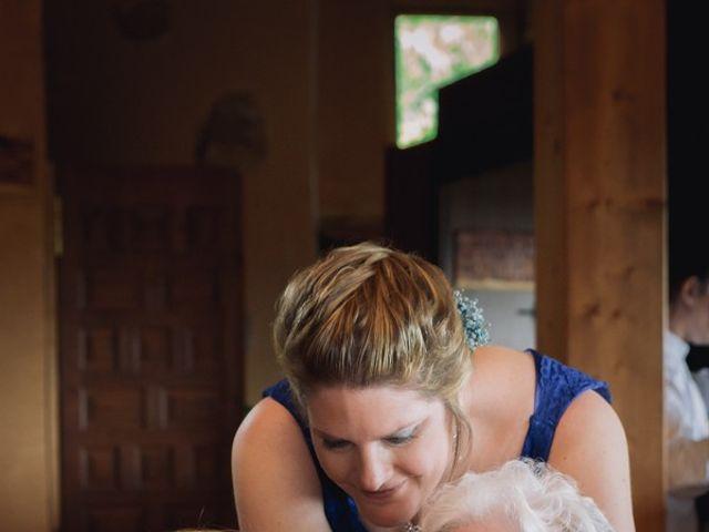 La boda de David y Leticia en Ayllon, Segovia 16