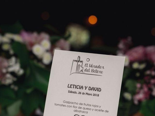 La boda de David y Leticia en Ayllon, Segovia 18