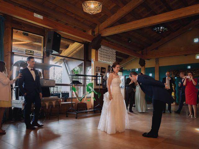 La boda de David y Leticia en Ayllon, Segovia 20