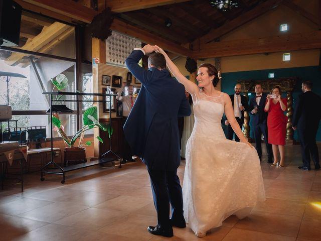 La boda de David y Leticia en Ayllon, Segovia 21