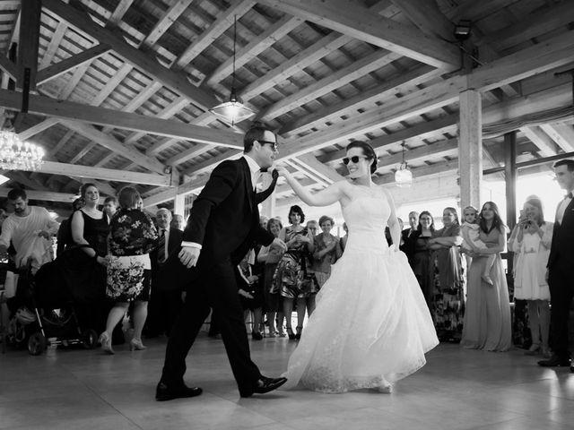La boda de David y Leticia en Ayllon, Segovia 22