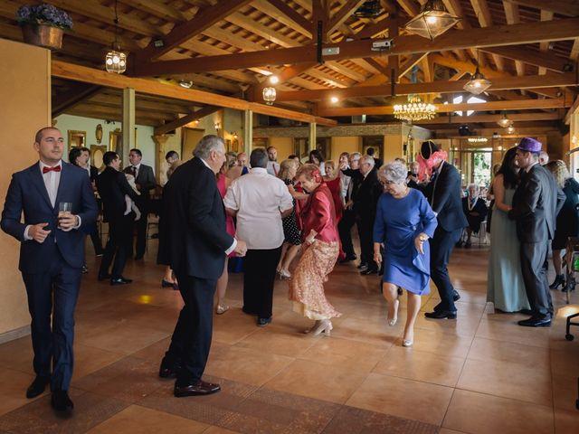 La boda de David y Leticia en Ayllon, Segovia 23