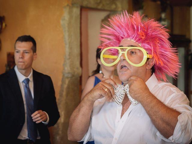 La boda de David y Leticia en Ayllon, Segovia 24