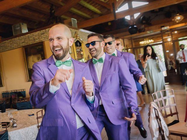 La boda de David y Leticia en Ayllon, Segovia 25