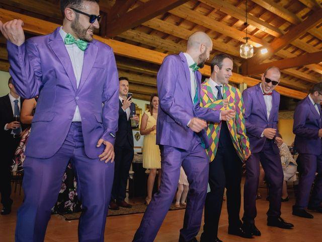 La boda de David y Leticia en Ayllon, Segovia 26