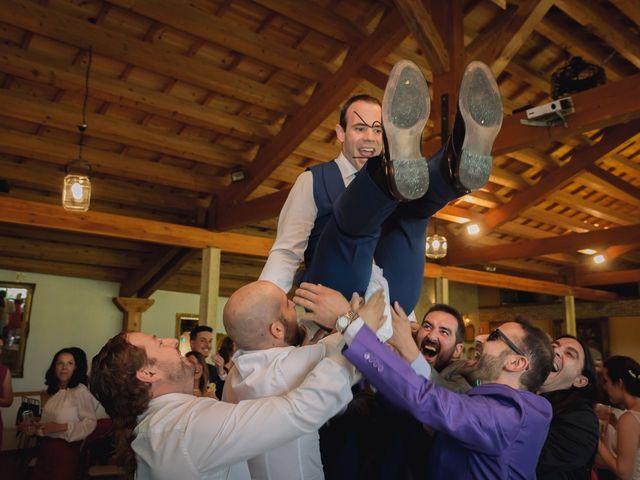 La boda de David y Leticia en Ayllon, Segovia 27