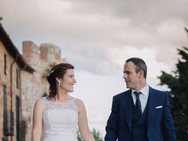 La boda de David y Leticia en Ayllon, Segovia 31