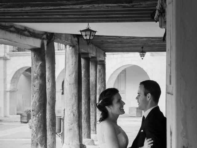 La boda de David y Leticia en Ayllon, Segovia 35