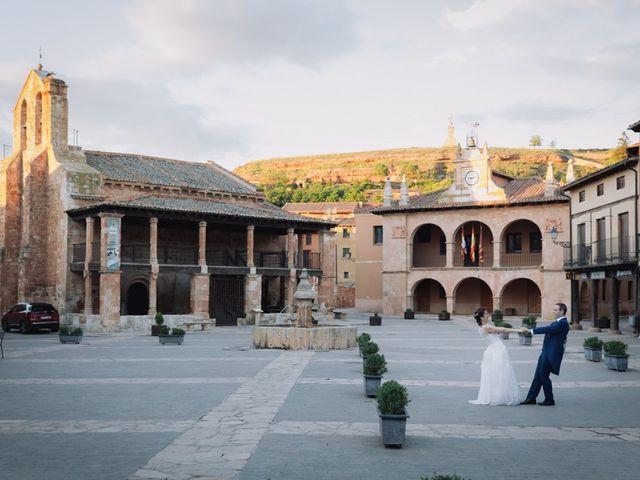 La boda de David y Leticia en Ayllon, Segovia 36