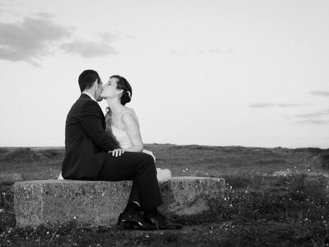 La boda de David y Leticia en Ayllon, Segovia 37