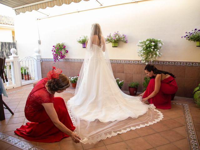 La boda de Jonathan y Sara en El Vellon, Madrid 2