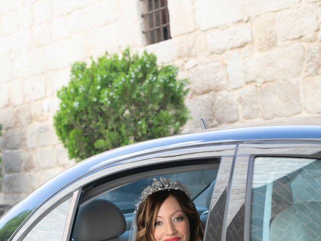 La boda de Jonathan y Sara en El Vellon, Madrid 9