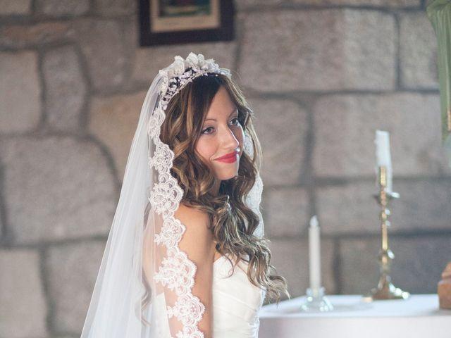 La boda de Jonathan y Sara en El Vellon, Madrid 10