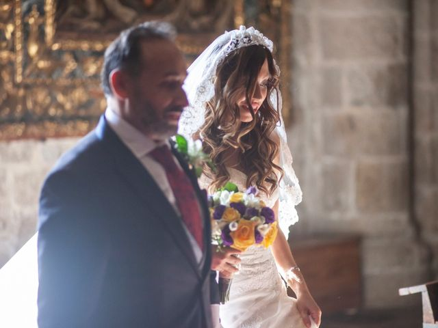 La boda de Jonathan y Sara en El Vellon, Madrid 12
