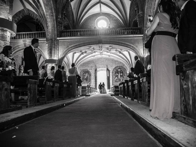 La boda de Jonathan y Sara en El Vellon, Madrid 13