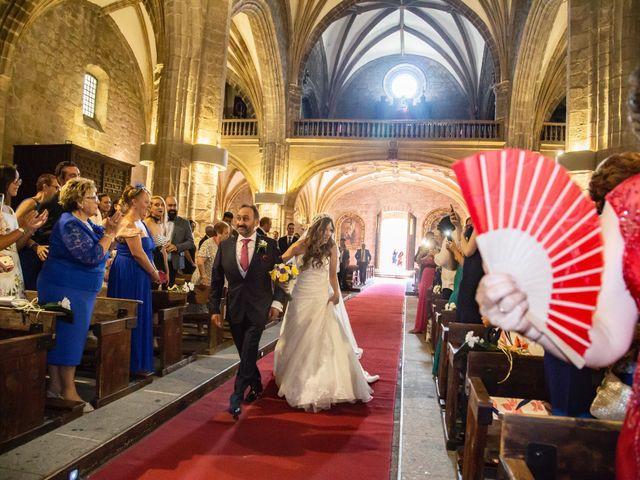 La boda de Jonathan y Sara en El Vellon, Madrid 14