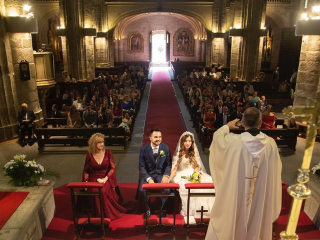 La boda de Jonathan y Sara en El Vellon, Madrid 15