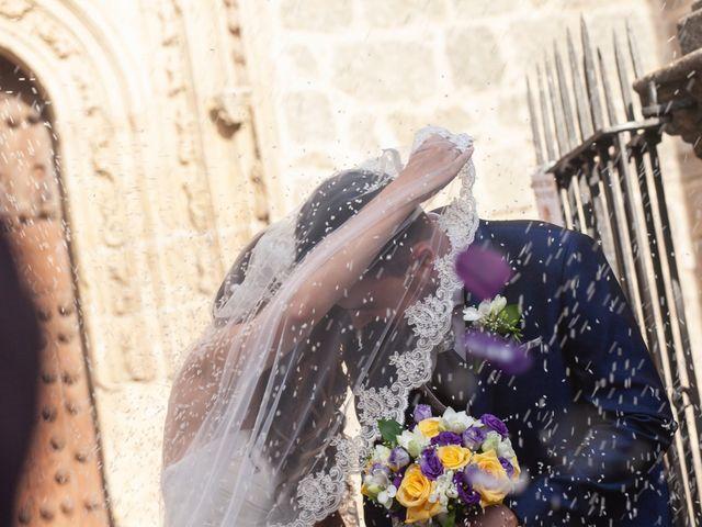 La boda de Jonathan y Sara en El Vellon, Madrid 20