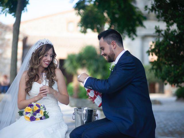 La boda de Sara y Jonathan